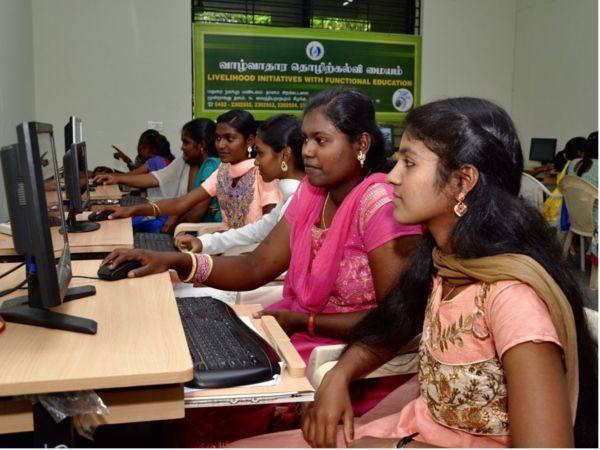 Computer class in India