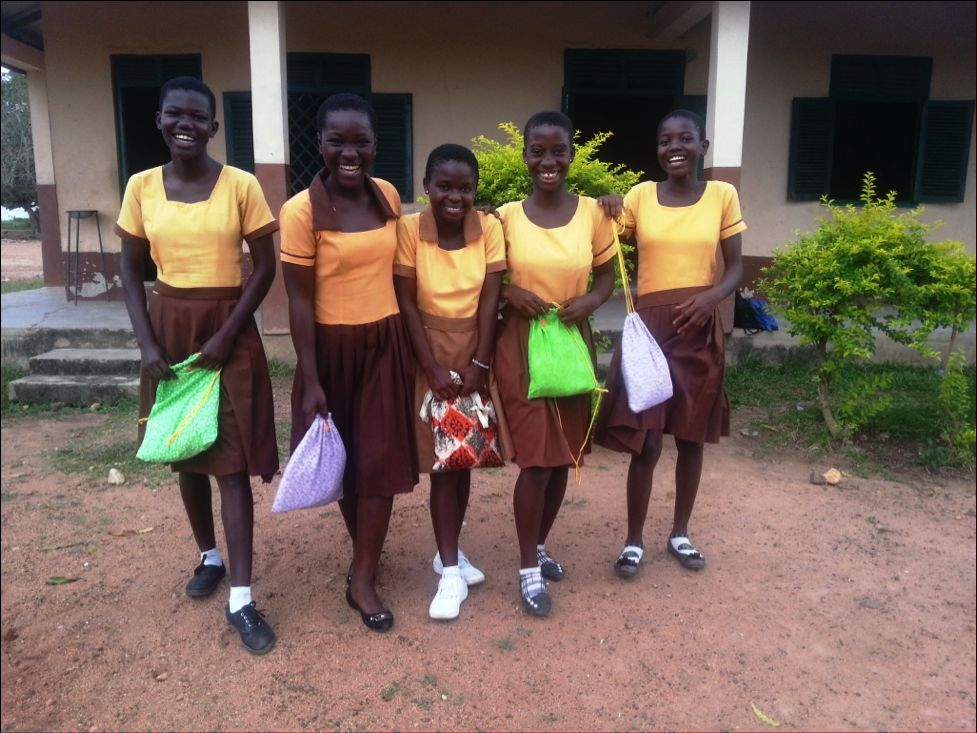WHW's Girls' Clubs focus on menstruation