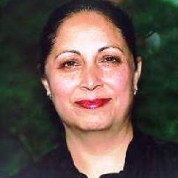 Dr. Geeta Mehta, Board of Directors at WomenStrong International