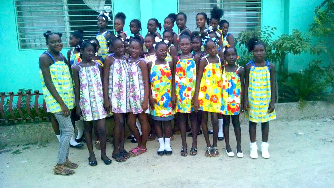 Haiti Girls Day