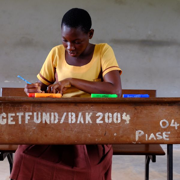 #GirlsCount in Ghana Feature Image