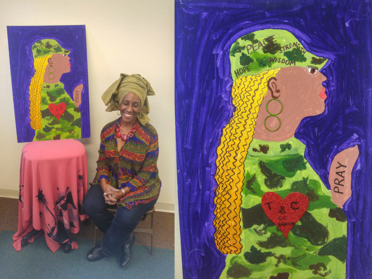 Art Therapy WSDC: Cristy