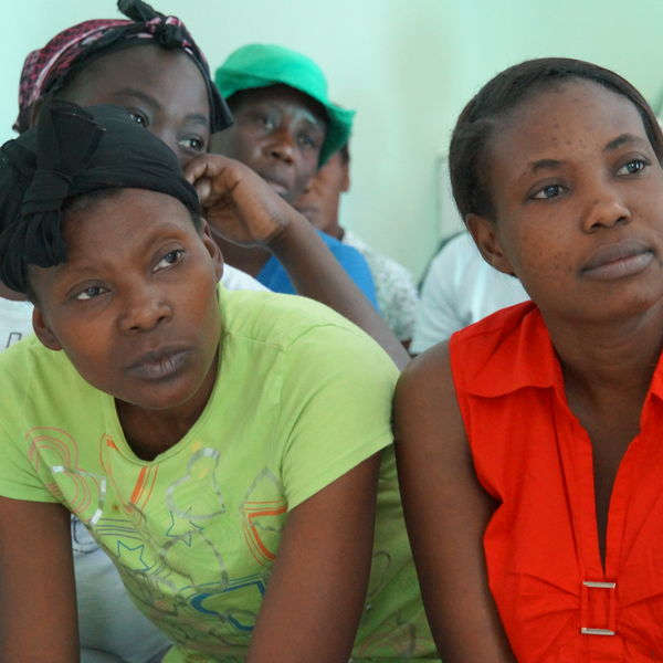 Highlighting the need for urban planning and infrastructure specific to the needs of women and girls
