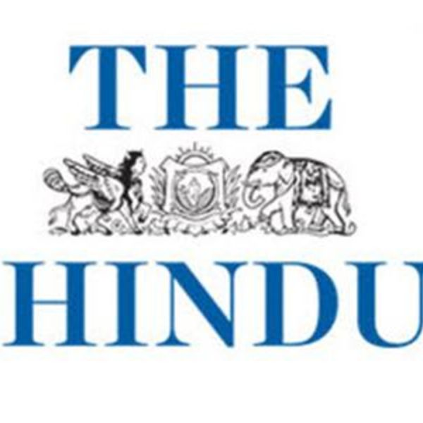 The Hindu newspaper logo