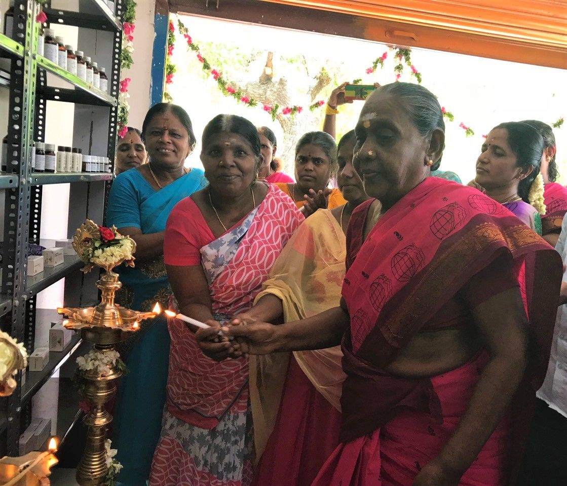 Opening of new DHAN Federation Pharmacy