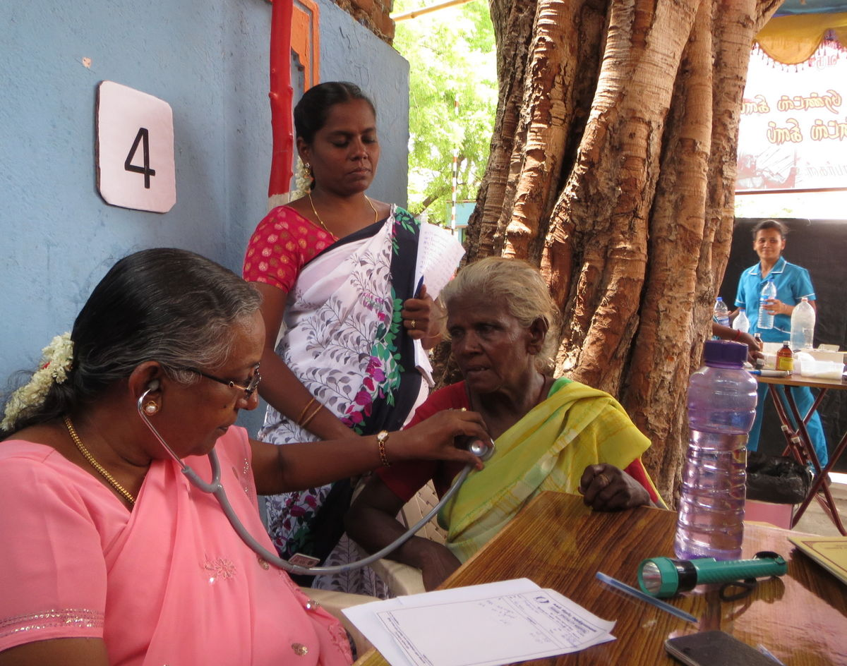 Karumalai Mobile Health Clinic